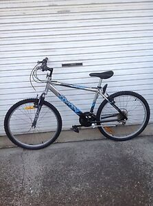 Mens push bike aluminium frame Huffy brand Campsie Canterbury Area Preview