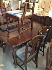 Dining Table Sets for Sale #HFHGTA Newmarket ReStore