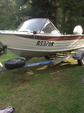 Great fishing boat Figtree Wollongong Area Preview
