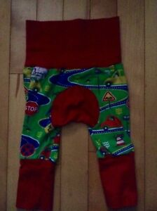 Bubble bum cloth diaper pants