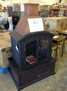 HfH ReStore WEST-  patio fireplace