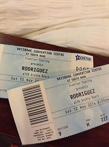 Awesome seats for Rodreguiez Greenbank Logan Area Preview