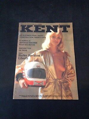 Magazine - Kent - Numéro 17 - Harley Davidson - M10