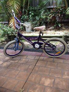 Dunlop Girl's BMX Style Bike