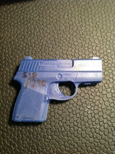 Rings Blue Gun Sig Sauer P290 Holster Mold
