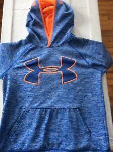 Under Armour hoodie young large for sale