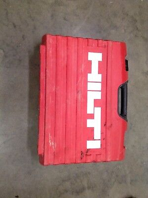 Hilti Te 70 Avr Rotary Hammer Drill Case Only