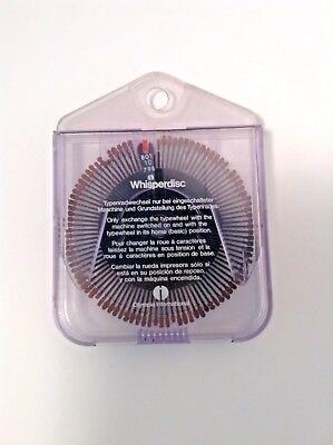Olympia International Original Typewheel Typewriter Whisper Disc 801 10 798 04