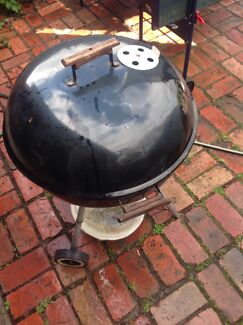 Weber kettle BBQ Wandana Heights Geelong City Preview