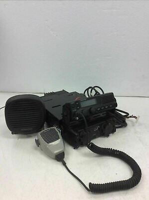 Kenwood Tk-790h Vhf Fm High Power Mobile Radio Transceiver Wmicspeaker Cable