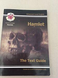 Hamlet Study guide for English Advanced Lane Cove Lane Cove Area Preview