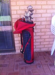 Golf clubs and Bag Beechboro Swan Area Preview