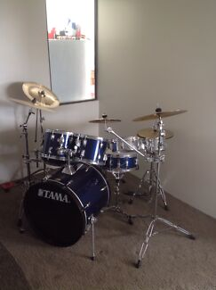 Awesome Tama 7 piece drum kit! Byford Serpentine Area Preview