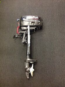 Parsun 2.5HP 2 stroke outboard motor J87658 Midland Swan Area Preview