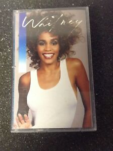 Whitney Houston - Whitney - Audio Cassette