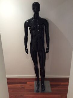Full body black male mannequin  Doncaster East Manningham Area Preview