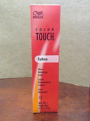 Wella Fashion (Wella Color Touch Fashion Shine Enhancing Color 1:2 8/71 Light Blonde Brown Ash)