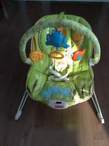 Baby bouncing/vibrating chair Fisher Price