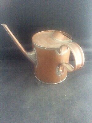 RARE Vintage Copper Indoor Watering Can by HELIX Patent Appljed for 9034/54