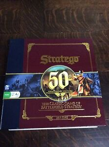 New 50th Anniversary Stratego Game Strathcona County Edmonton Area image 1
