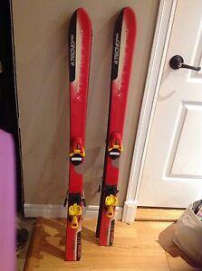 Ski parabolique junior enfant