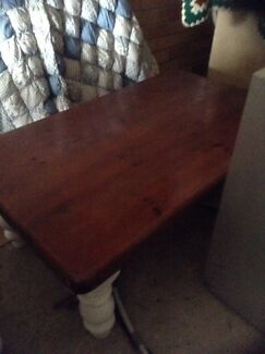 Solid coffee table Terrigal Gosford Area Preview