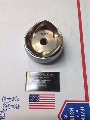 Pre-owned Greenlee 52062084 3 Knock Out Punch With Cup 7200b