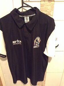 Collingwood football club 2013 members shirt size Xl Burleigh Waters Gold Coast South Preview