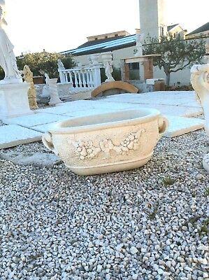 vaso per giardino vaso in cemento vaso per esterno, fioriere