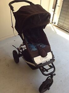 Mountain Buggy Swift + carrycot + accessories! Ascot Brisbane North East Preview