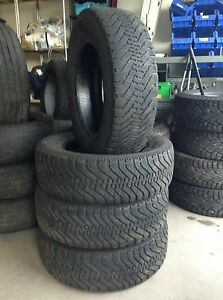 4 Goodyear tires