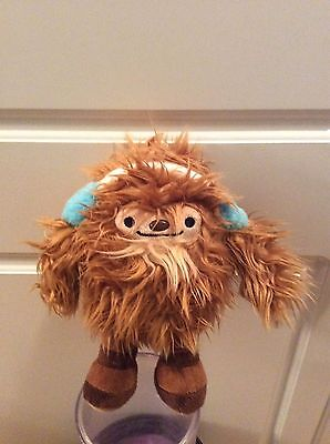 """Used, Vancouver 2010 Winter Olympics Quatchi Mascot Plush Doll 8"""" for sale  Canada"""