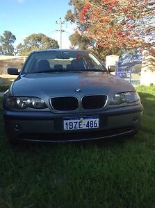 2004 BMW 318I (AUTO) Girrawheen Wanneroo Area Preview