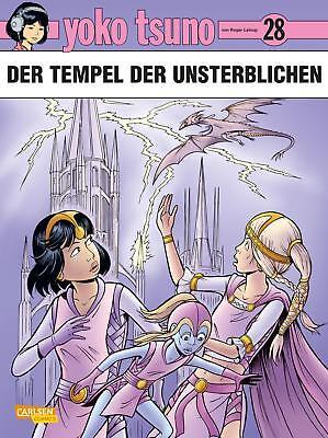 Yoko Tsuno 28 - Der Tempel der Unsterblichen - Deutsch - Comic - NEUWARE
