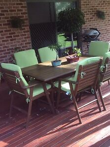 Out door dining setting North Nowra Nowra-Bomaderry Preview