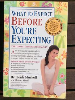 What to expect before you are expecting by Heidi Murkoff