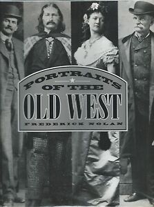 Nolan-Portraits-of-the-Old-West-Salamander-London-1997-Ritratti-del-West