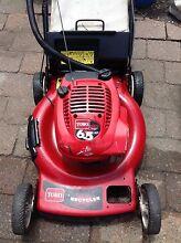 Toro push mower 21 inch cut 4 stroke Kotara Newcastle Area Preview