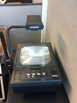 Dukane Model 4000 Professional Overhead Projector Audio/Visual