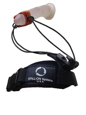 STILL-ON Systems Shaft Stretcher Penis Extender System with 6 Silicones
