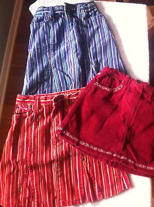 Girl's fall skirts sz 6-7 Kingston Kingston Area image 1