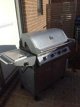 BBQ 4 burner +side wok burner Endeavour Hills Casey Area Preview
