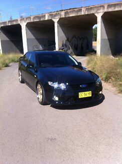 2009 Ford Falcon FG XR6 Manual Muswellbrook Muswellbrook Area Preview