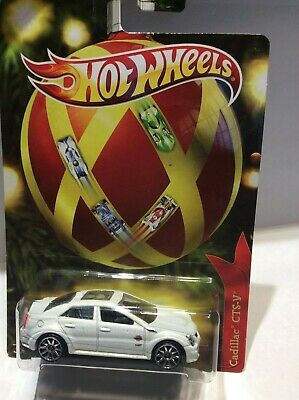 Hot Wheels - 2011 - Holiday Hot Rods  CADILLAC CTS-V