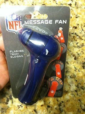 New Message Fan New York Giants Nfl Flashes Slogan Nfl Com Football Ny