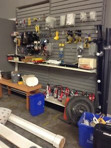 Lots of gently used tools at HFH restore