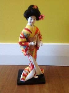 Geisha doll Mount Nasura Armadale Area Preview