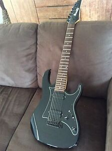 Ibanez electric 7 string guitar Wallan Mitchell Area Preview