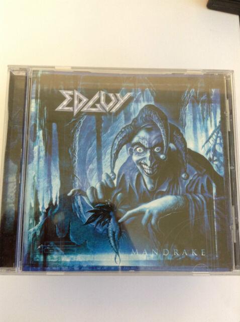 Edguy - Mandrake (2006) CD QUALITY CHECKED & FAST FREE P&P