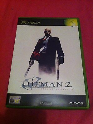 Used, Hitman 2: Silent Assassin (Microsoft Xbox, 2002 - PAL) for sale  Shipping to South Africa